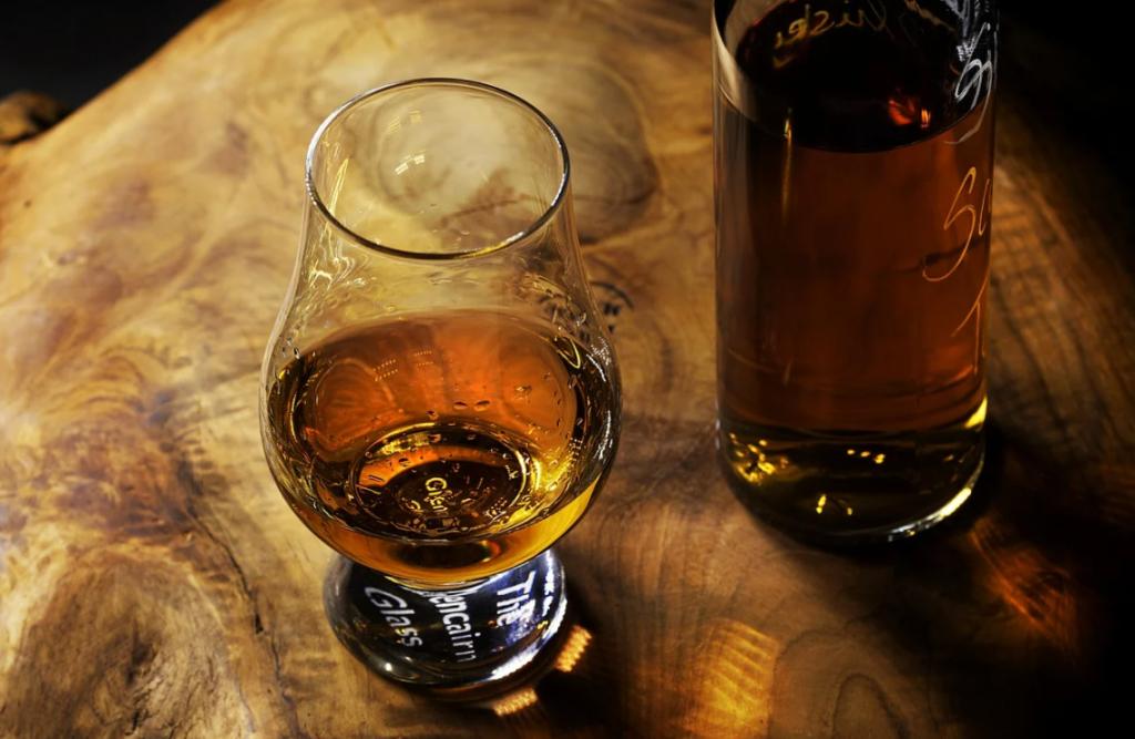 Masterclass whisky 12 août 16h30 - 18h
